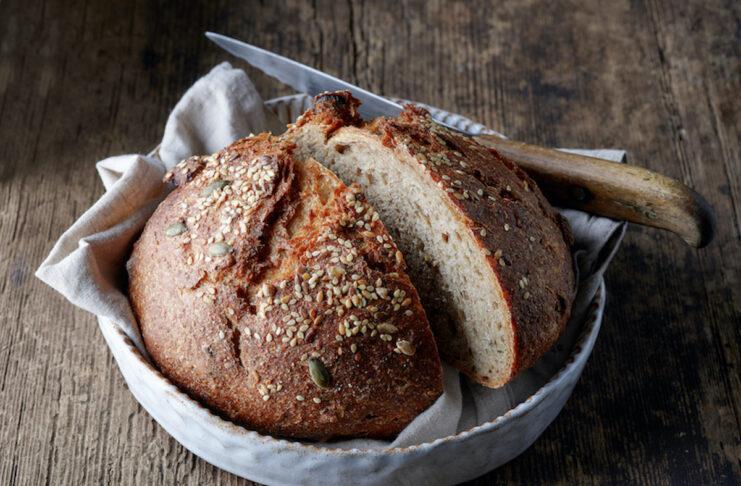 Domowy chleb nie musi być skomplikowany.