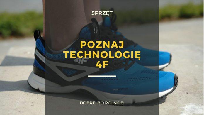 4F Dart test butów