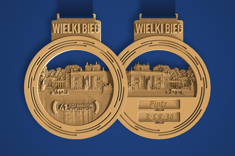 41. PZU Maraton Warszawski