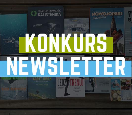 Konkurs newsletter