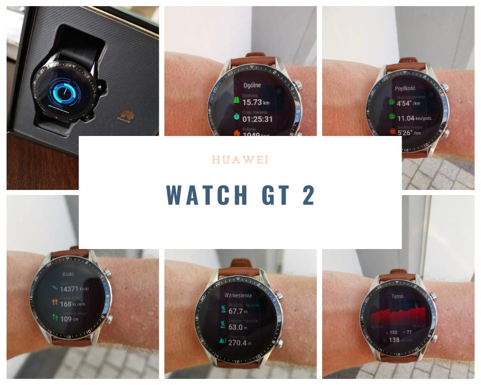 Huawei Watch GT 2 – pierwsze wrażenie