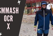 Smmash OCR X - kurtka i leginsy na trudne warunki pogodowe - test