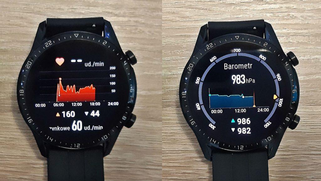 HUAWEI Watch GT 2 - smartwatch czy zegarek sportowy?