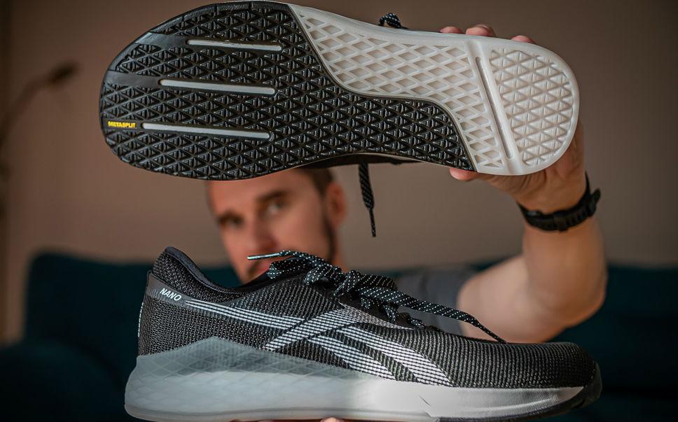 Reebok Nano 9 – kiedy biegacz idzie na CrossFit Serwis dla