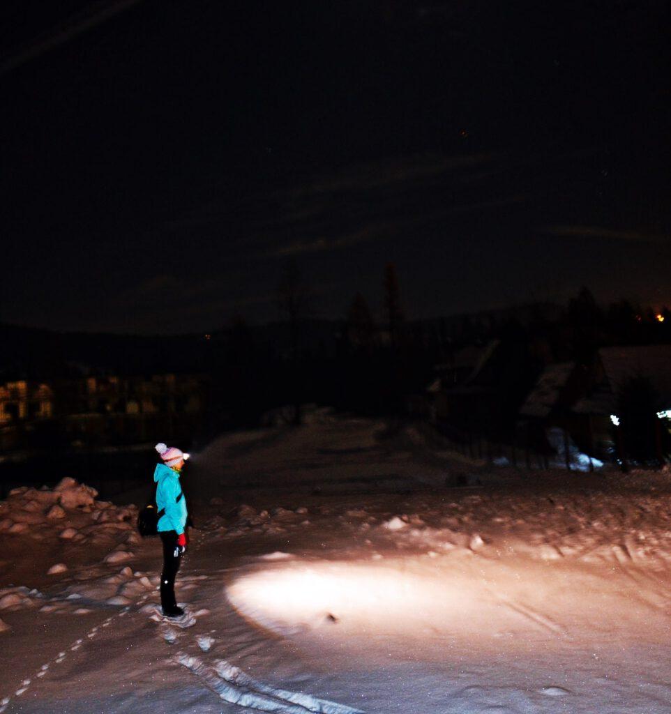 Zdjęcie nr 7. Oświetlenie w nocy