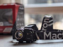 Czołówka Mactronic Maverick