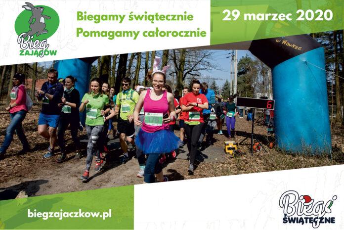 Bieg Zająców 2020 Warszawa i Wrocław