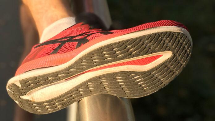 Asics Glideride - test butów