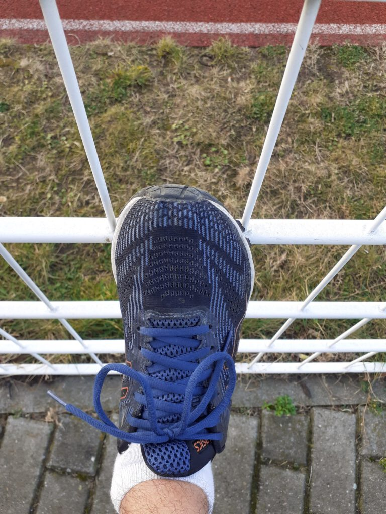 Test butów Asics GT 2000