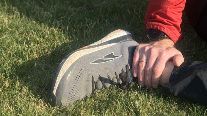 Altra Paradigm 4.5 to wygoda i amortyzacja nawet dla cięższych biegaczy.