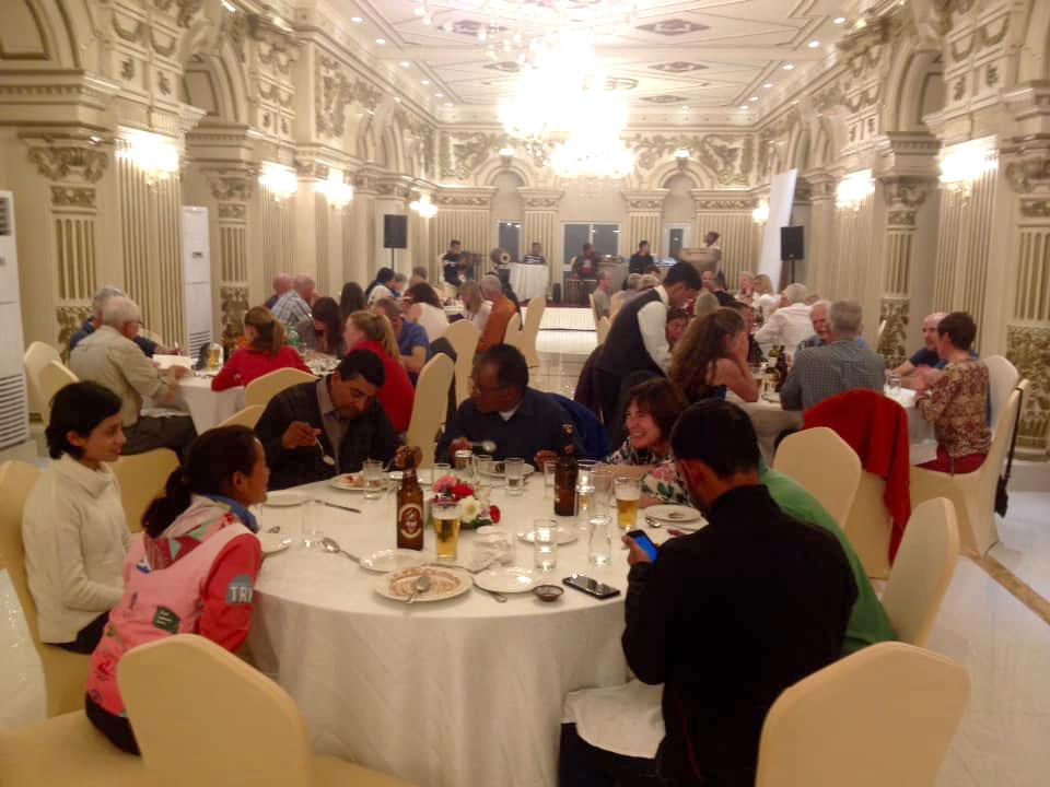 Zdjęcie 12 - Wieczór prezentacji w hotelu Shanker - Keith