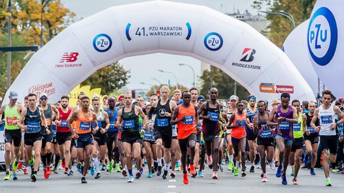 41. PZU Maraton Warszawski, 29.09.2019