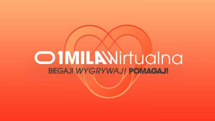 Wirtualna 1MILA to zawody i okazja do pomocy