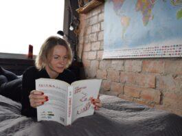"""Książki, które czytam. """"Szybkość i siłą po 50-tce"""" Joe Friel, fot. Mariusz Czuryński"""