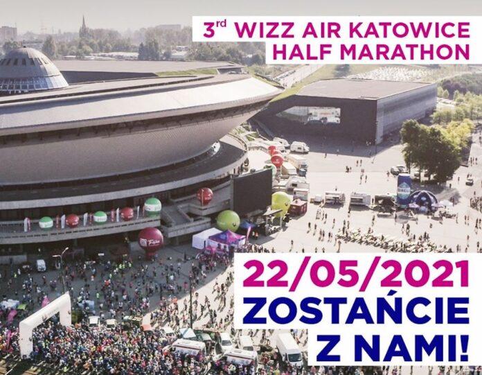 Wizz Air Katowice Half Marathon przeniesiony
