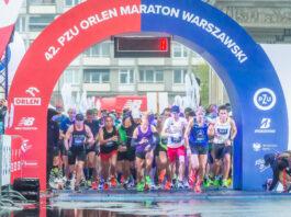 42. PZU Orlen Maraton Warszawski zapadnie z pewnością w pamięci.