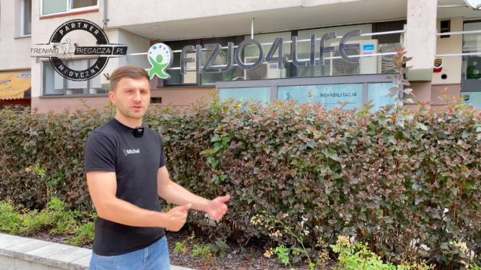 Gabinet Fizjo4life to pierwszy partner medyczny TreningBiegacza.pl.
