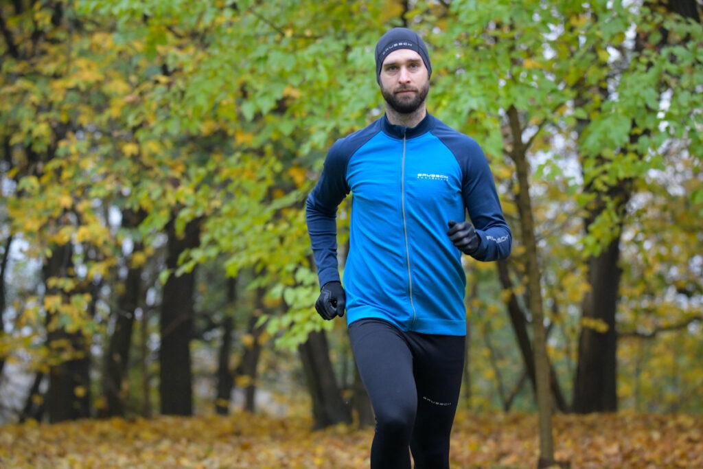 Dobrze dobrana odzież to większy komfort w czasie biegania.