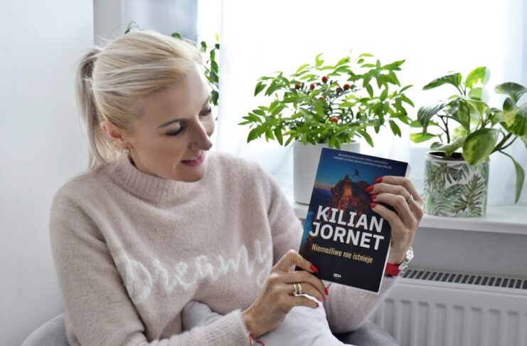 """Kilian Jornet """"Niemożliwe nie istnieje"""""""