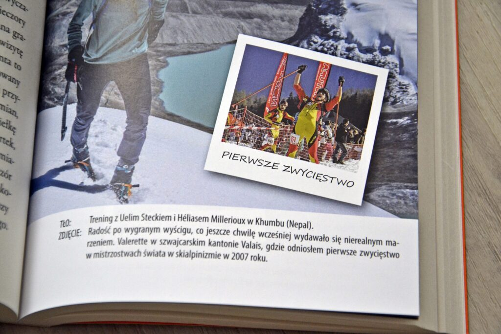 """Recenzja książki Kilian Jornet """"Niemożliwe nie istnieje"""""""