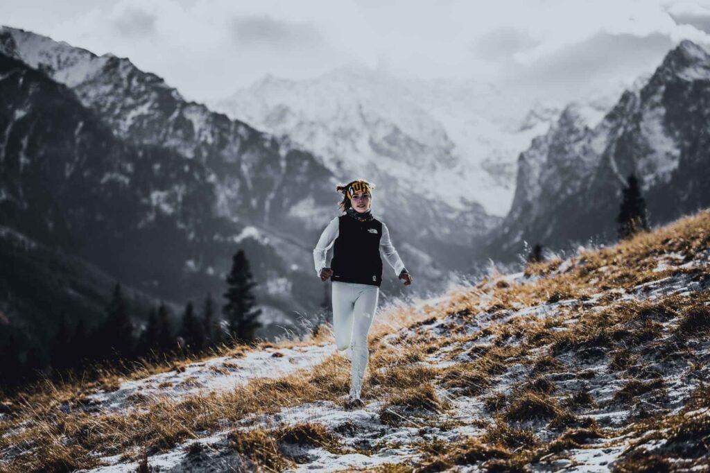 Paulina Tracz z Buff the North Face Team.