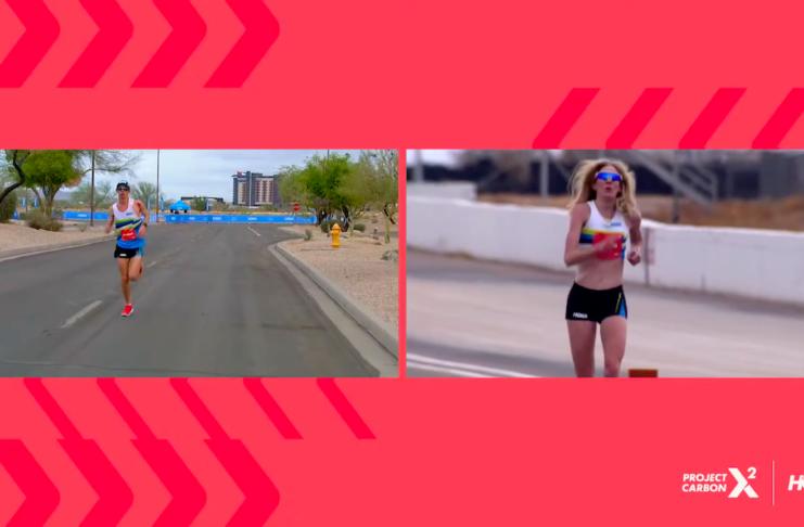 Hoka Carbon X2 Project to kolejna impreza, która postawiła na streaming na żywo. Fani sportu z całego świata mieli szansę śledzić wyścig i dowiedzieć się więcej o zawodnikach.
