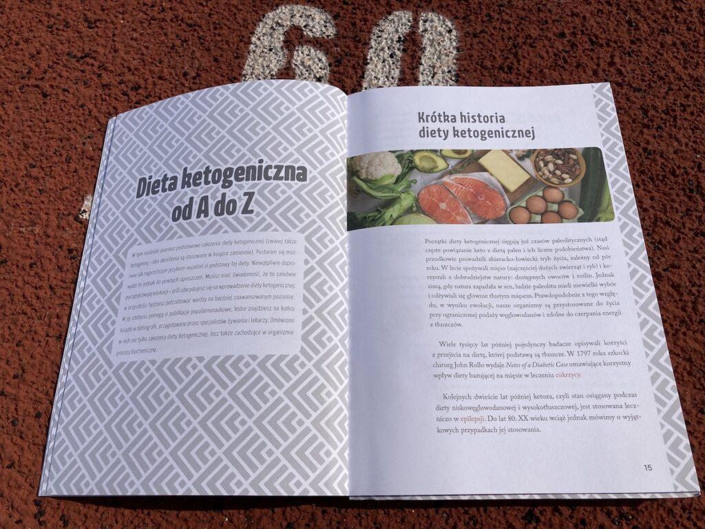 Książka Eweliny Podrez-Siamy to przystępny przewodnik po diecie ketogenicznej.