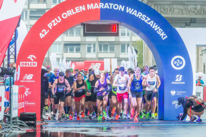 43. Maraton Warszawski odbędzie się 26 września.