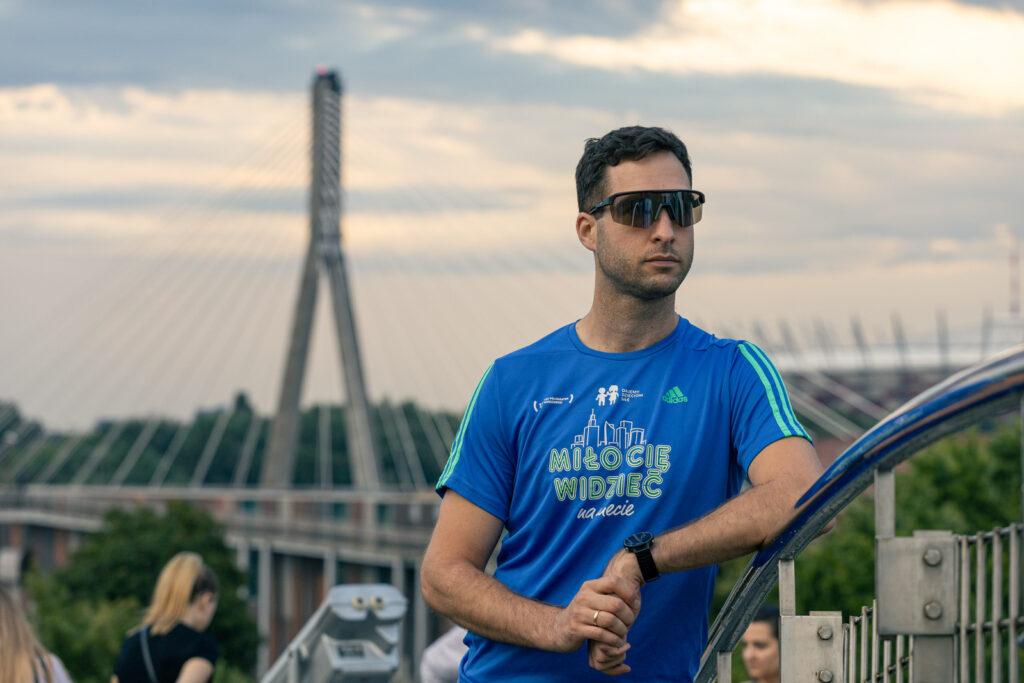 Kolekcja okularów sportowych GOG dla osób aktywnych.