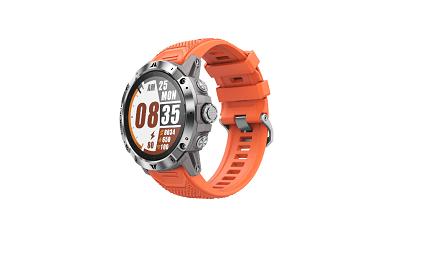 COROS VERTIX 2 oferuje najmocniejszą baterię na rynku zegarków sportowych.