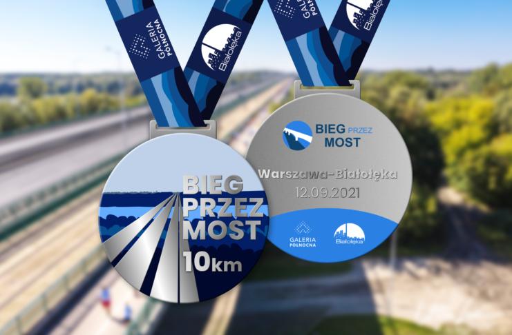 Medal Biegu przez Most