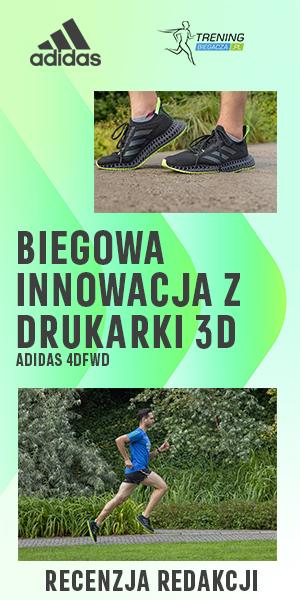 adidas 4DFWD: Biegowa innowacja prosto z drukarki 3D [TEST]