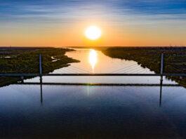 Trasa Półmaratonu Dwóch Mostów nie należy do najłatwiejszych, ale potrafi zachwycić.