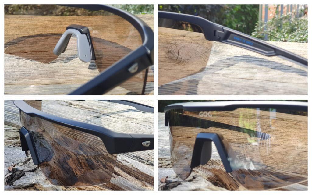 Okulary GOG Eyewear Hector E502