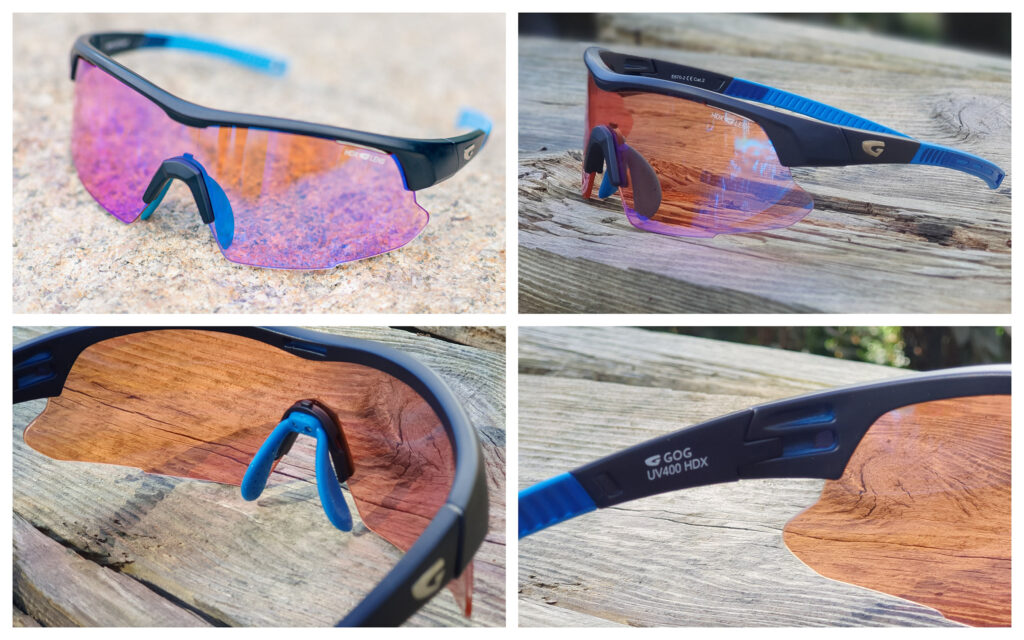 Okulary GOG Eyewear Orion E670