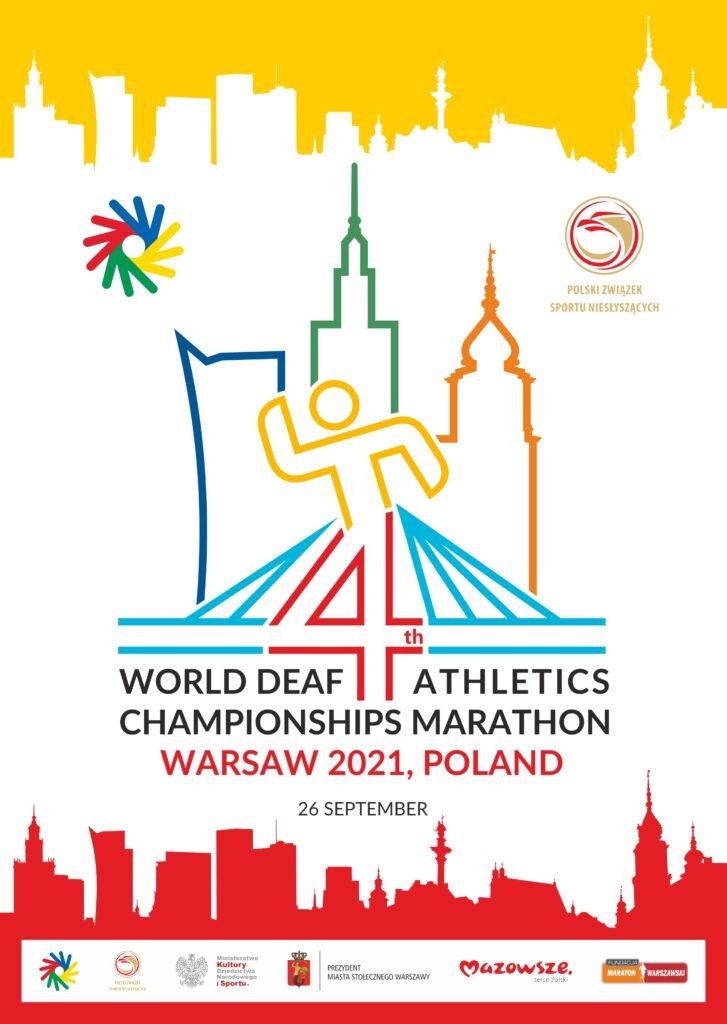 W Warszawie rozegrane zostaną również Lekkoatletyczne Mistrzostwa Świata Głuchych.