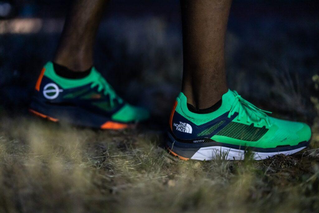 Zastosowanie materiału Matryx® sprawia, że but staje się jeszcze bardziej wytrzymały przy jednoczesnej niskiej wadze.