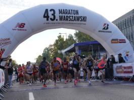 W Warszawie odbył się 43. Maraton Warszawski i 15. Półmaraton Warszawski.