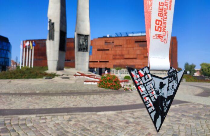 Medal 59. Biegu Westerplatte.