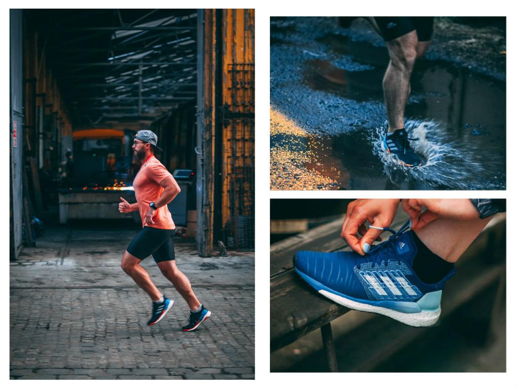 Adidas Specyfikacja Prędkości Trener Mężczyzn Uniwersytet