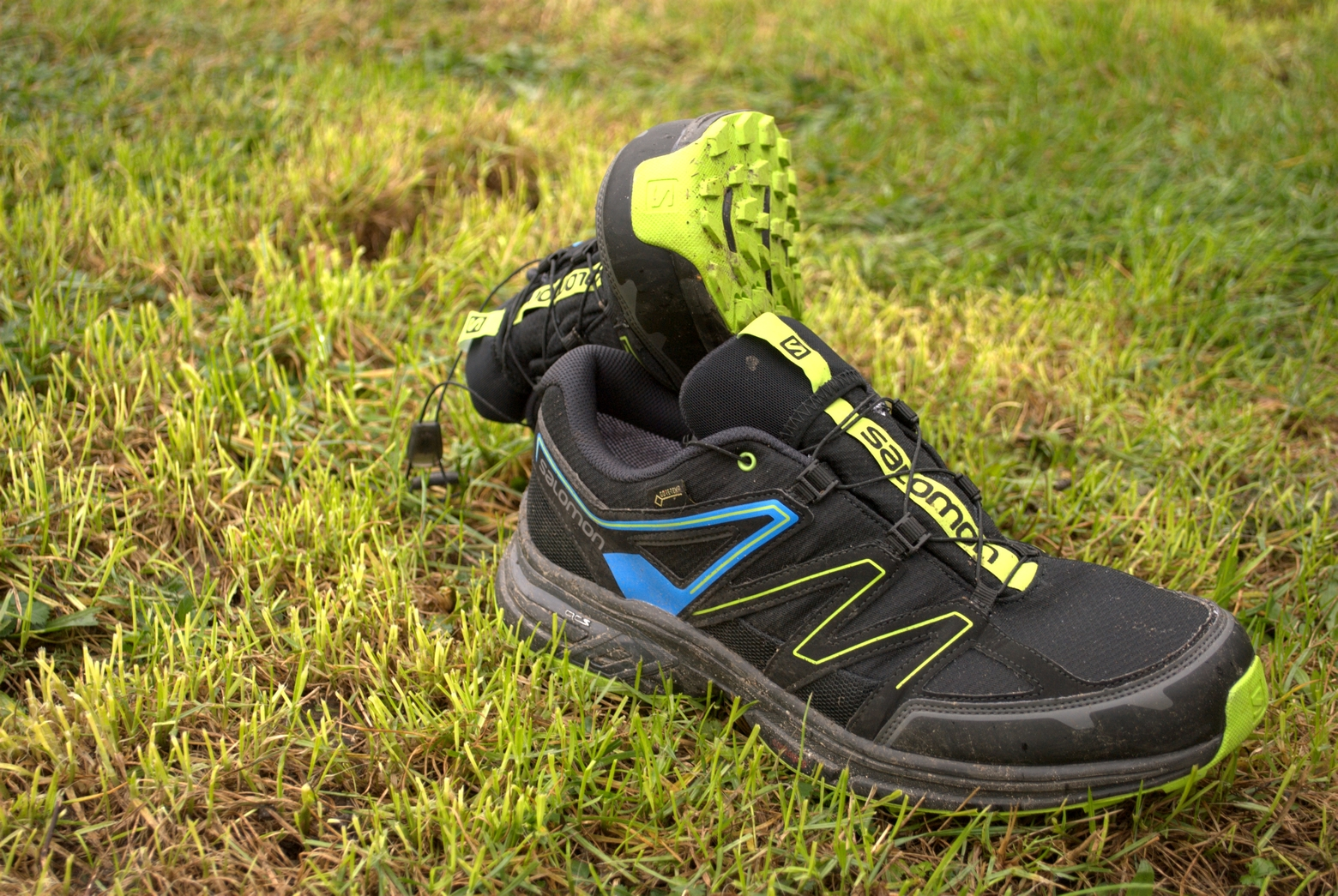 Terenowe testy butów Salomon Part II