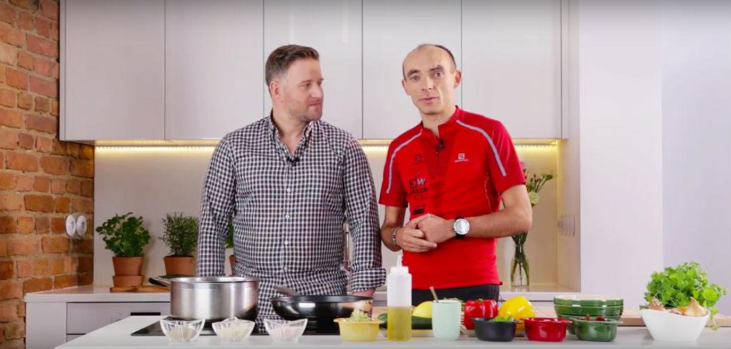 Gotuj Się Do Biegu Z Marcinem świercem Co Jeść