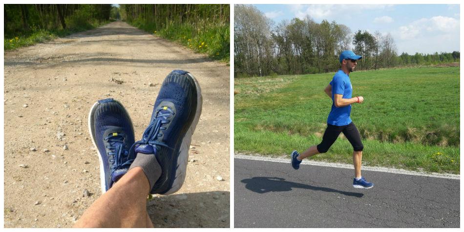 Test butów do biegania Hoka One One Clifton 5 Serwis dla