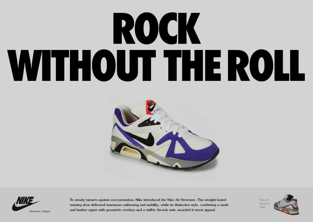Nike Structure 20 – stabilizacja pod kontrolą Serwis dla