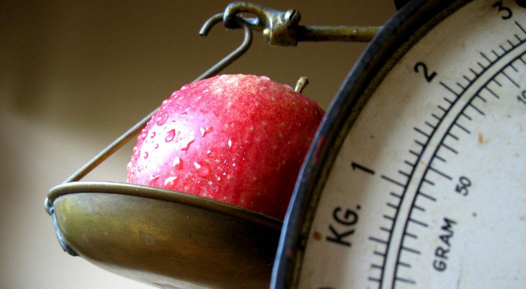 Odchudzanie Wazenie Jedzenia Liczenie Kalorii Serwis Dla