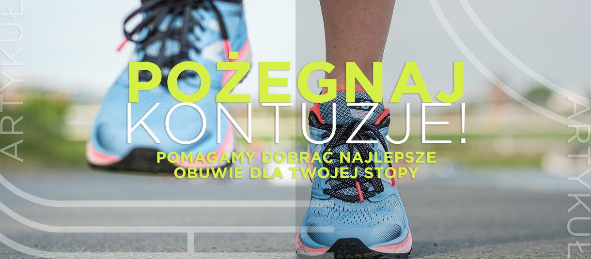 195bdf1a06b403 Pożegnaj kontuzje! Pomagamy dobrać najlepsze obuwie dla Twojej stopy ...