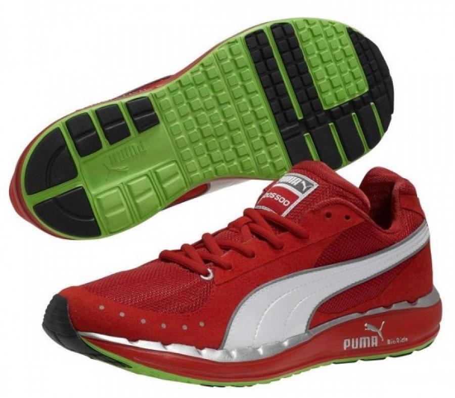 Buty do biegania Puma Faas 500 v4 M #sklepbiegowy   Buty do