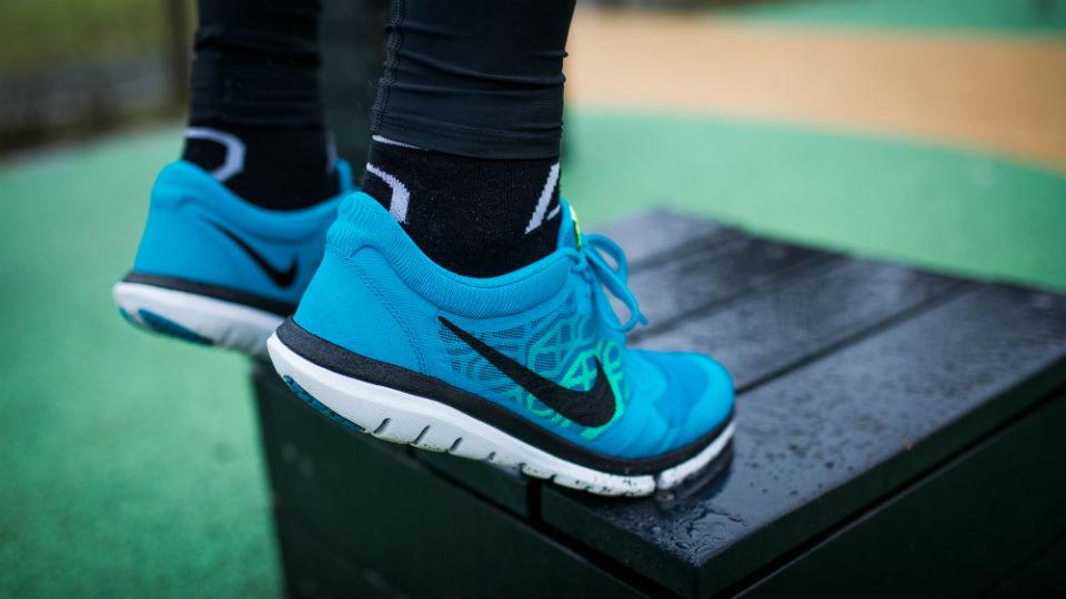 Szybki Nike Flex Run 2015 oraz spec od dłuższych dystansów